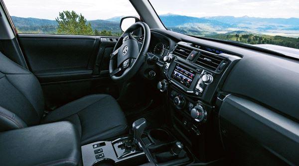 2022 Toyota 4Runner Hybrid Interior