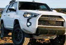 2023 4Runner Spy Photos