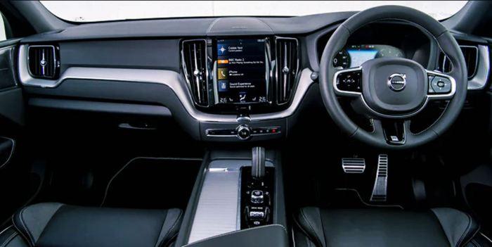 Volvo XC60 Restyling 2022