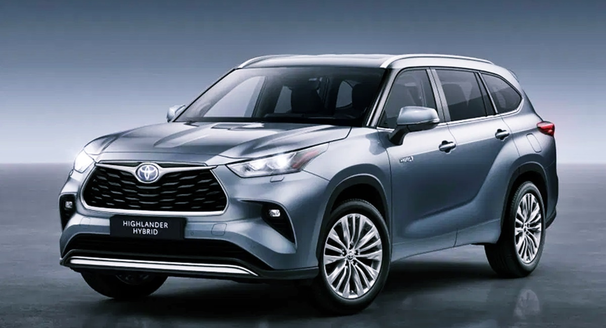 New 2023 Toyota Highlander Limited Volvo Review Cars