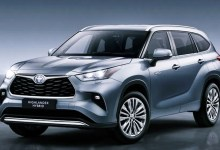 2023 Toyota Highlander Limited