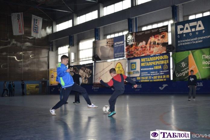 «Повір у себе»: у Луцьку відбулась Спартакіада для особливих дітей
