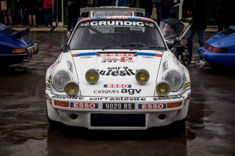 Porsche 964RS race car