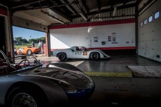 Clean pit garage
