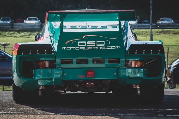 Green 1981 Porsche 935