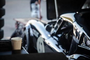 Tea revives, Goodwood Revival.