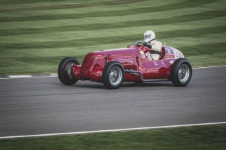 1932 Alfa Romeo Tipo B, Goodwood Revival.