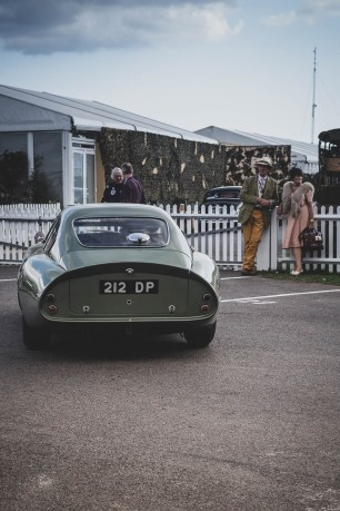 Period style, Goodwood Revival.