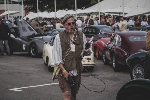 Vintage reporter