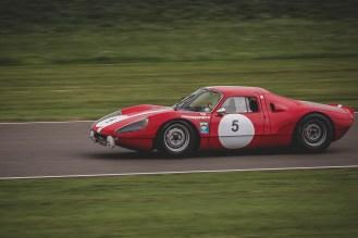 Red Porsche 904