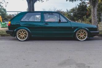 Green Mk2 Golf