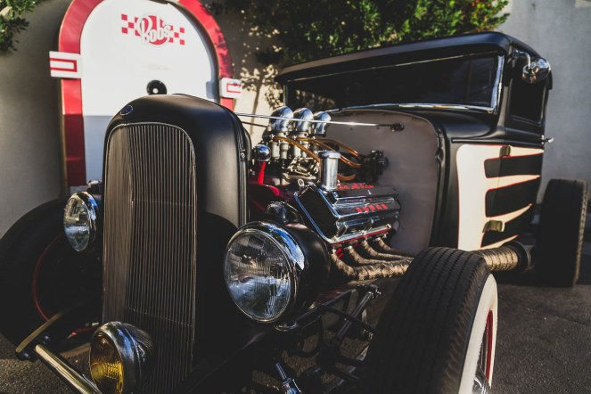 Model A Ford Hot Rod