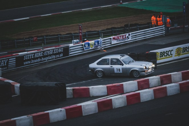 Silver Vauxhall Chevette