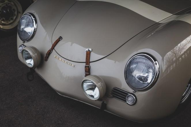 Porsche 356 nose