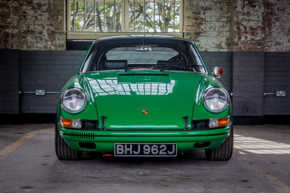 1971 Porsche 911 at Sports Purpose