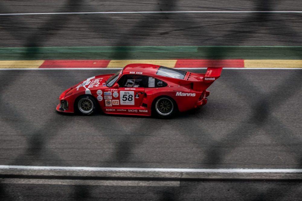 Porsche 935 flatnose