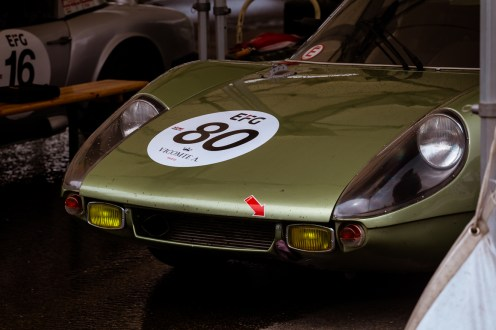 Green Porsche 904 GTS