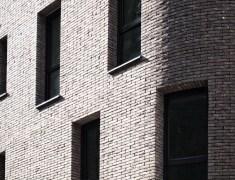 Brick Detail - 1, rue Caillé / 10 Bd de la Chapelle Photo@VongDC