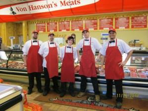 Champlin, MN Von Hanson's