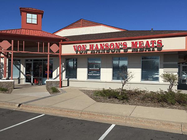North Oaks, MN Von Hanson's Meats