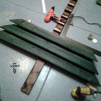 tree - assembling