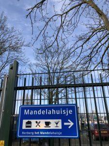 Mandelahuisje
