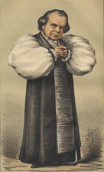 Samuel Wilberforce declaro que el darwinismo era incompatible con la doctrina cristiana