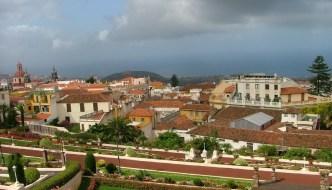 Ein Regenausflug nach La Orotava