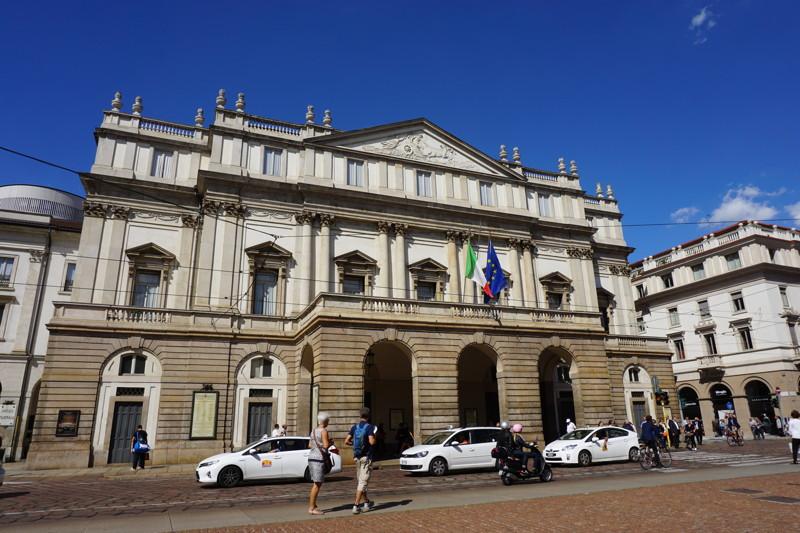 Stadtbummel durch Mailand