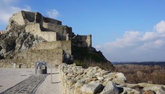 Zurück in die Vergangenheit auf der Burg Devín