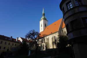 Kirchen Highlights in Bratislava