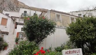 Akropolis – Touristenmagnet in Athen