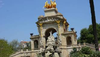 Barcelonas grüne Lunge – der Parc de la Ciutadella