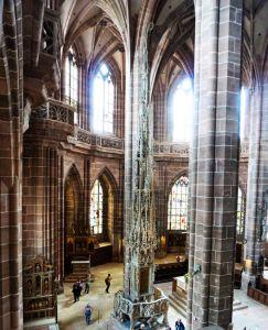 Lorenzkirche Innen