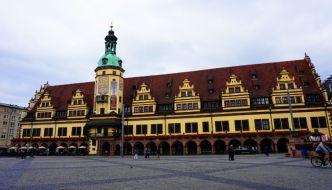Die Altstadt von Leipzig – ein kleiner Stadtbummel