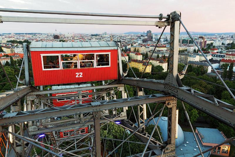 Prater in Wien