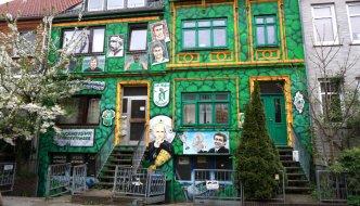 Streetart  in Bremen – Straßenkunst – mehr als nur Schmierereinen!