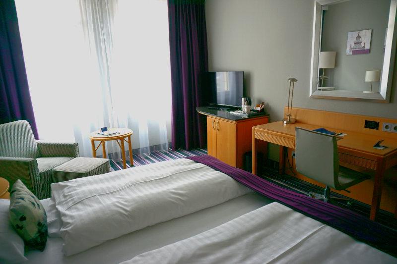 Radisson Blu in Bremen Zimmer