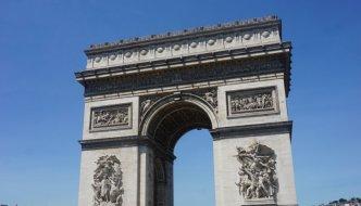 Arc de Triomphe – ein Pflichtbesuch in Paris
