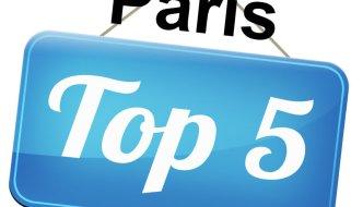 5 Top Sehenswürdigkeiten in Paris