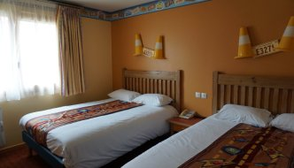 2 Nächte im Disney Hotel Santa Fe