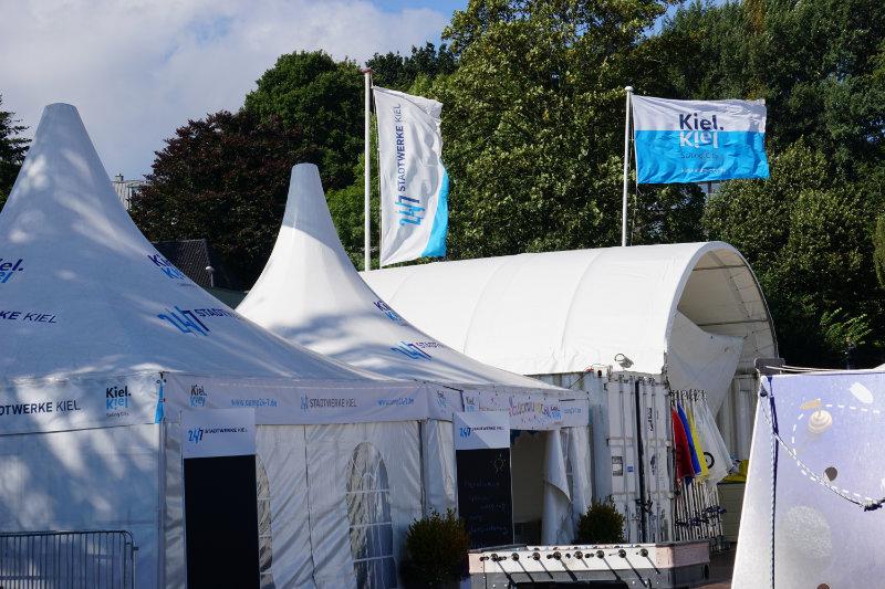 Stadtrundfahrt Kiel Camp 24/7