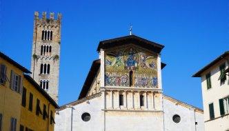 2 Stunden durch Lucca