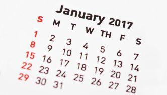 Das war es…Goodbye 2017! – Jahresrückblick