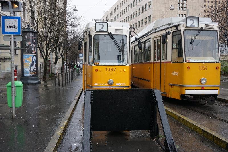 Strassenbahn Linie 2