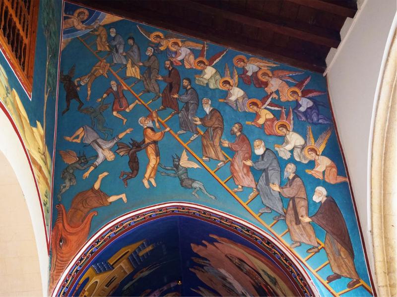 Himmelsleiter Kloster-Kykkos