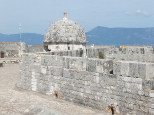 Top 3 destinations on Corfu new fortress