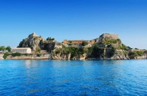 Top 3 destinations on Corfu Kerkira old fortress