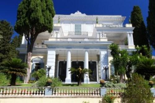 Top 3 destinations on Corfu Achilleion
