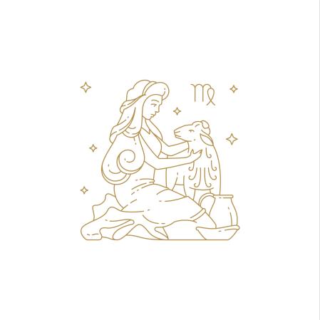 Signo del zodiaco Virgo horóscopos